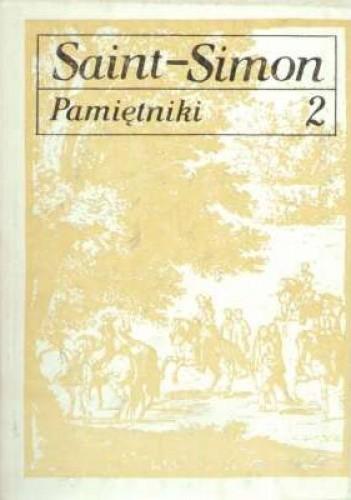 Okładka książki Pamiętniki tom II