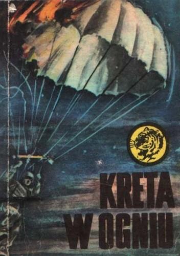 Okładka książki Kreta w ogniu