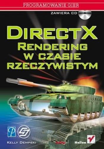 Okładka książki DirectX. Rendering w czasie rzeczywistym