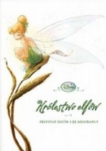 Okładka książki Królestwo elfów. Przystań Elfów i jej mieszkańcy