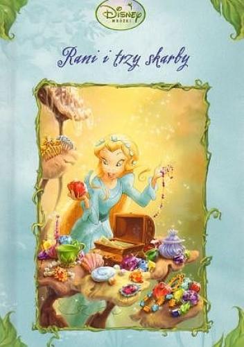Okładka książki Rani i trzy skarby