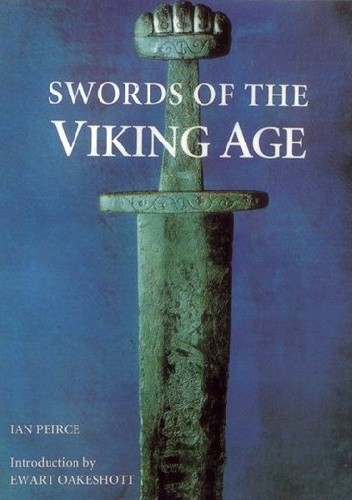 Okładka książki Swords of the Viking Age