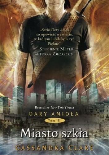 Okładka książki Miasto szkła