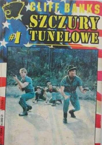 Okładka książki Szczury tunelowe