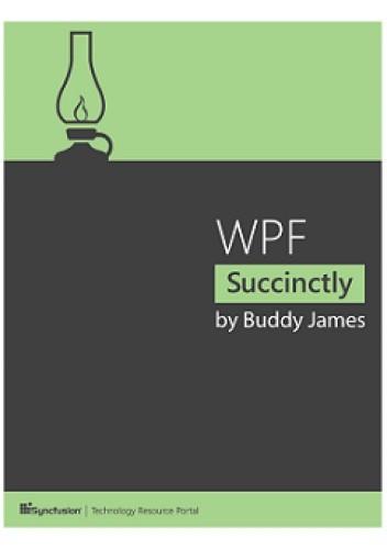 Okładka książki WPF Succinctly