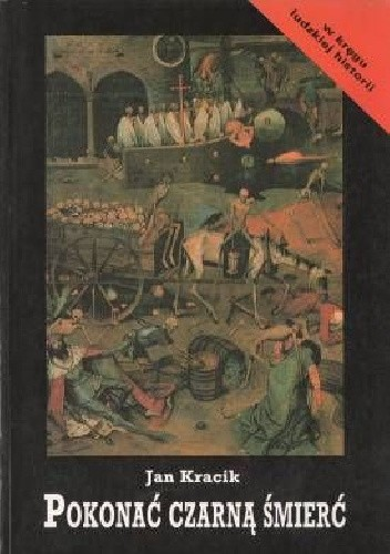 Okładka książki Pokonać czarną śmierć