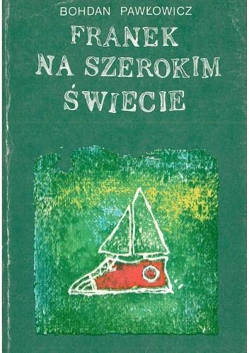 Okładka książki Franek na szerokim świecie