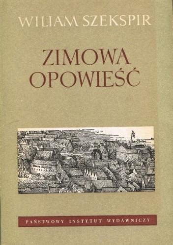 Okładka książki Zimowa opowieść