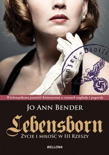 Okładka książki Lebensborn