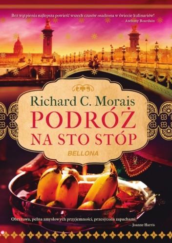 Okładka książki Podróż na sto stóp