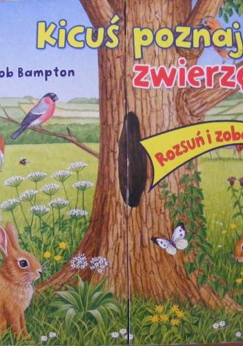 Okładka książki Kiciuś poznaje zwierzęta