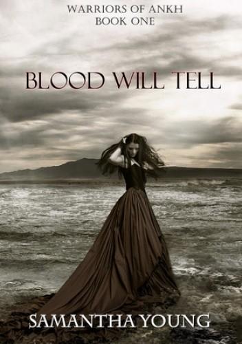 Okładka książki Blood Will Tell