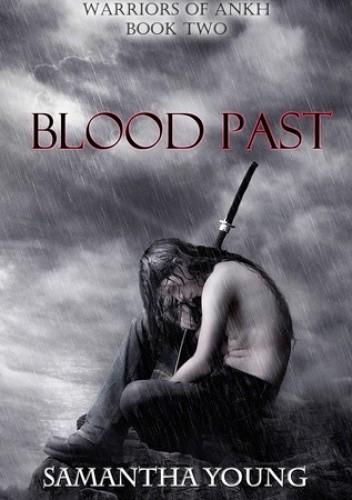 Okładka książki Blood Past