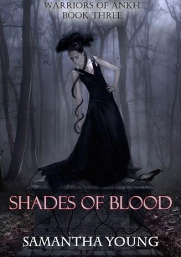Okładka książki Shades of Blood