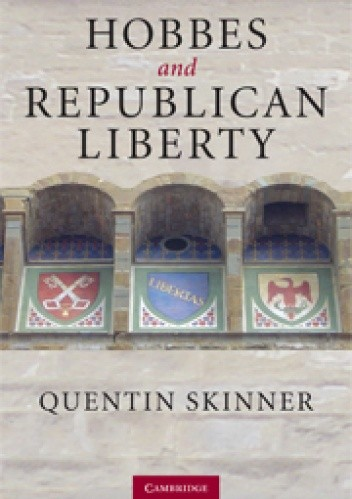 Okładka książki Hobbes and Republican Liberty
