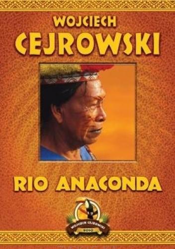 Okładka książki Rio Anaconda
