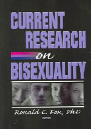 Okładka książki Current Research on Bisexuality