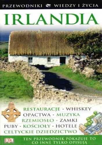 Okładka książki Irlandia. Wiedza i Życie