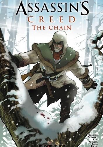 Okładka książki Assassin's Creed: The Chain