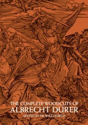 Okładka książki The Complete Woodcuts of Albrecht Dürer