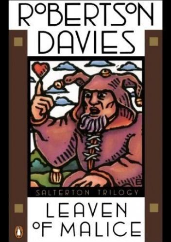 Okładka książki Leaven of Malice