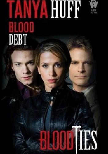 Okładka książki Blood Debt