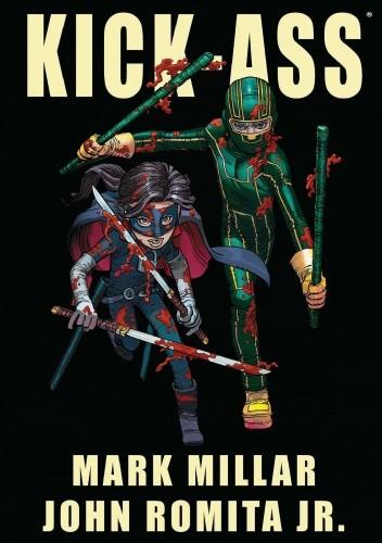Okładka książki Kick-Ass