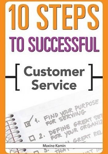 Okładka książki 10 Steps To Successful Customer Service