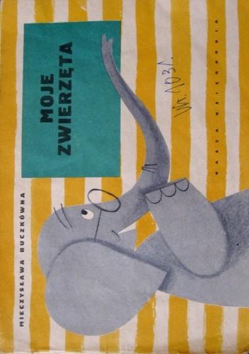 Okładka książki Moje zwierzęta