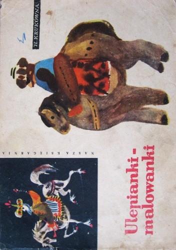 Okładka książki Ulepianki malowanki