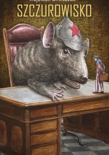 Okładka książki Szczurowisko