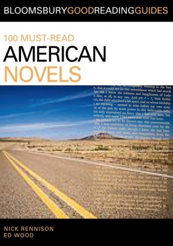 Okładka książki 100 Must-Read American Novels