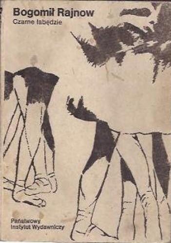 Okładka książki Czarne łabędzie