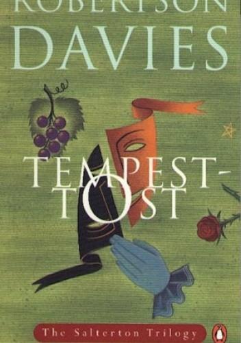 Okładka książki Tempest-Tost