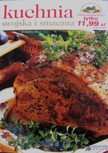 Okładka książki Kuchnia swojska i smaczna