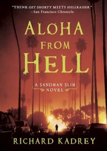 Okładka książki Aloha from Hell