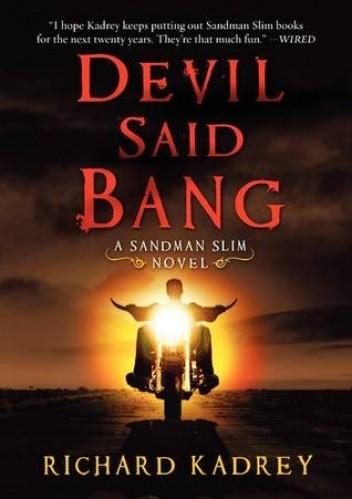 Okładka książki Devil Said Bang