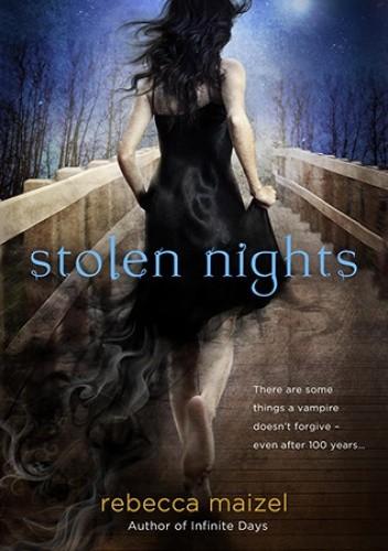 Okładka książki Stolen Nights