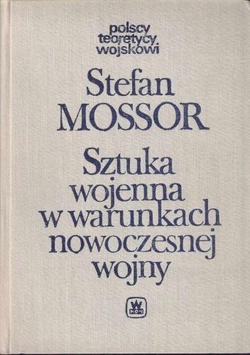 Okładka książki Sztuka wojenna w warunkach nowoczesnej wojny