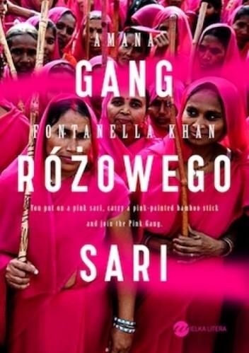 Gang różowego sari - Amana Fontanella-Khan