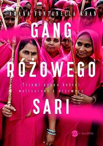 Okładka książki Gang różowego sari