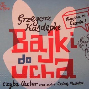 Okładka książki Bajki do ucha