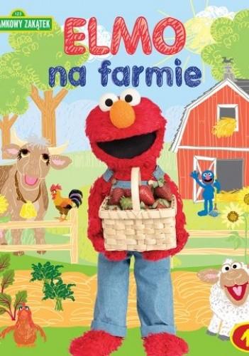 Okładka książki Sezamkowy Zakątek. Elmo