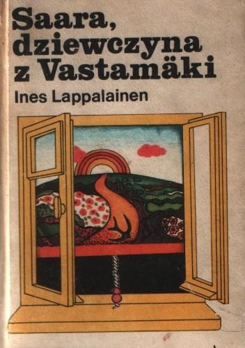 Okładka książki Saara, dziewczyna z Vastamaki