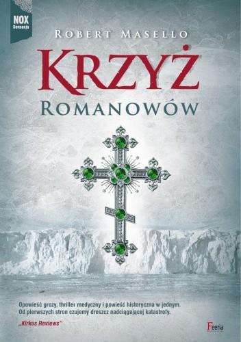 Okładka książki Krzyż Romanowów