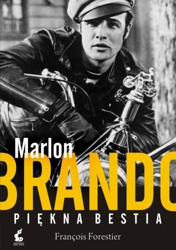Okładka książki Marlon Brando. Piękna bestia