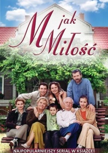 Okładka książki M jak Miłość. Początki