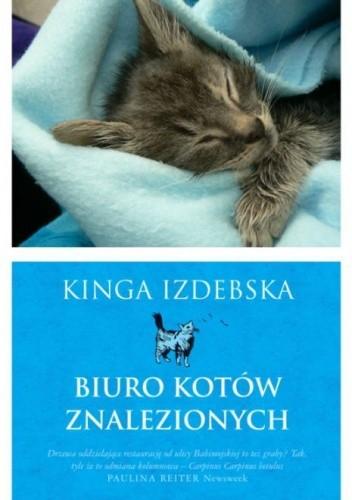 Okładka książki Biuro kotów znalezionych
