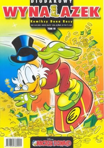 Okładka książki Kaczor Donald - Wydanie specjalne 8/2005 - Diodakowy wynalazek