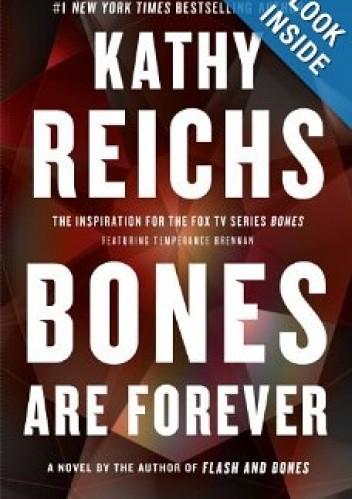 Okładka książki Bones Are Forever